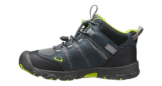 Keen Youth Oakridge Mid WP Shoes Midnight Navy/Macaw